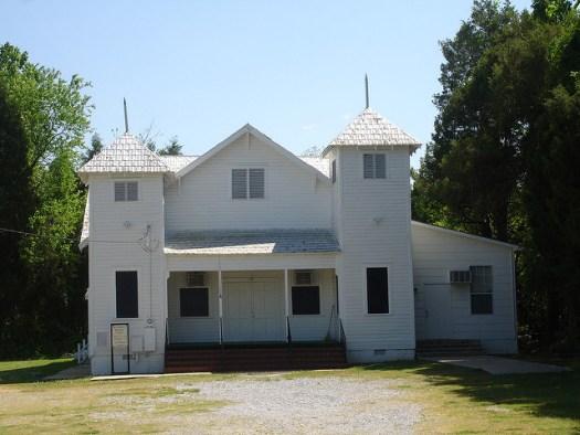 Bethlehem Baptist Church, Freetown in Hale County, AL