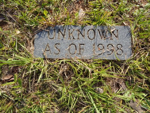 Darian Primitive Baptist Church Cemetery, Tallapoosa County, AL