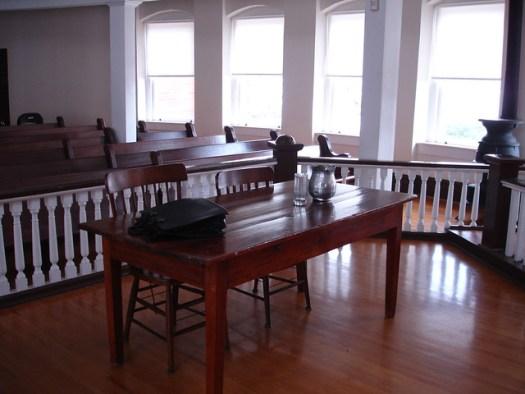 Old Monroe County Courthouse - To Kill A Mockingbird