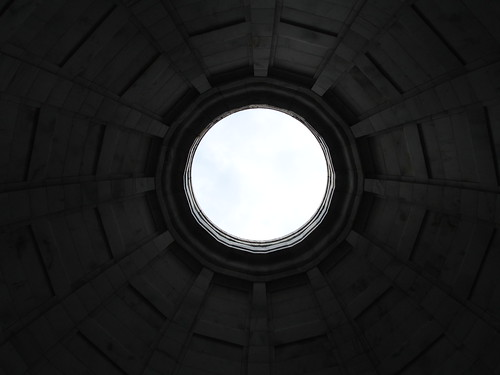 Skylight at Illinois Memorial, Vicksburg 2
