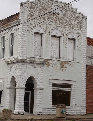 McGee, Dean & Co. Plantation Office in Leland, MS