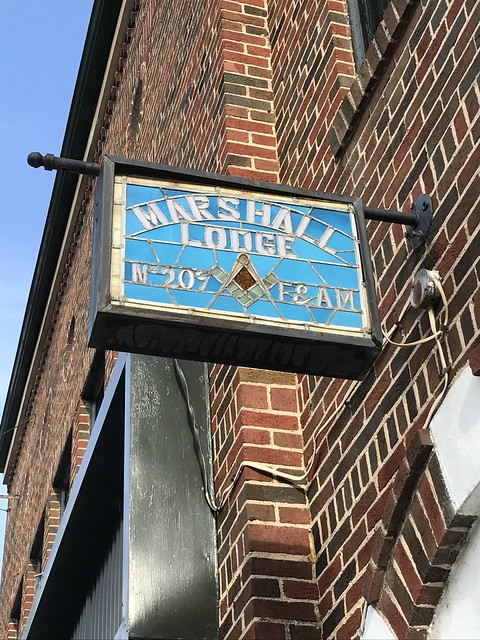 Marshall Lodge, Guntersville AL
