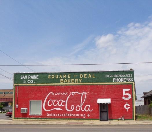 Sam Raine & Co Square-Deal Bakery, Bessemer AL