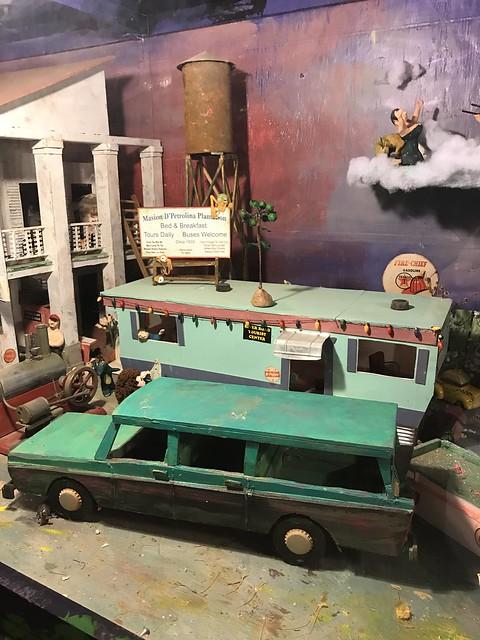 Abita Mystery House, UCM Museum, Abita Springs LA