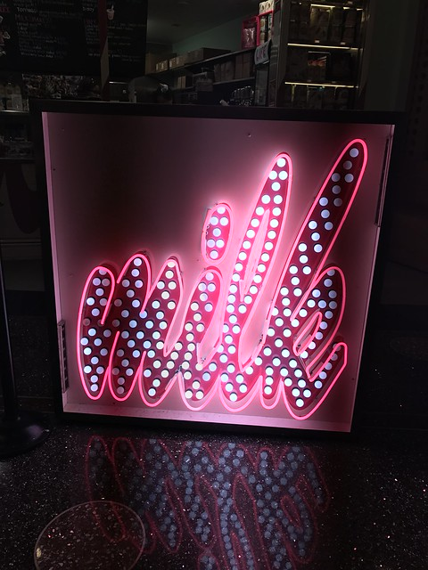 Milk Bar at The Cosmopolitan, Las Vegas