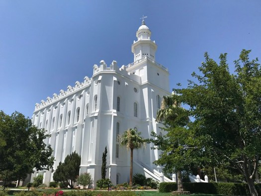 St. George Temple, St George UT