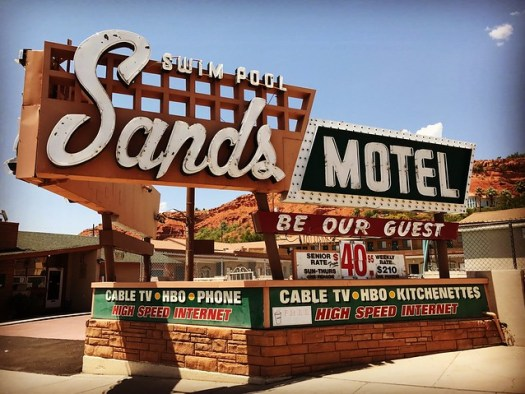 Sands Motel, St George UT