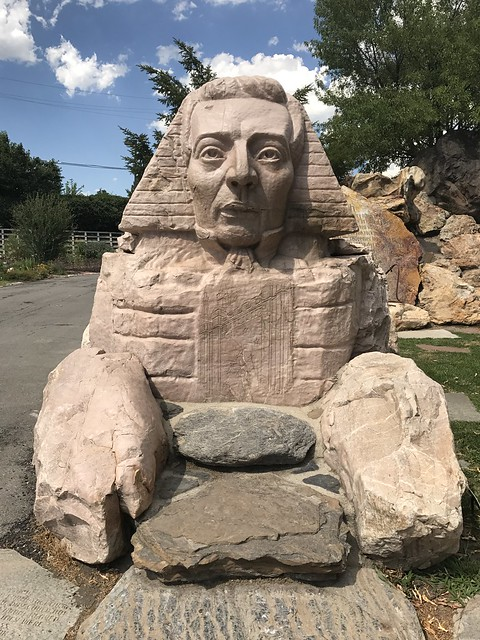Gilgal Sculpture Garden, Salt Lake City UT