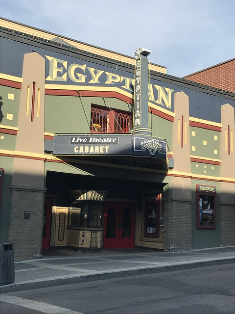 Egyptian Theatre, Park City UT