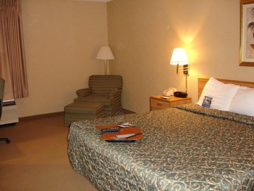2005 Hampton Inn, Auburn AL
