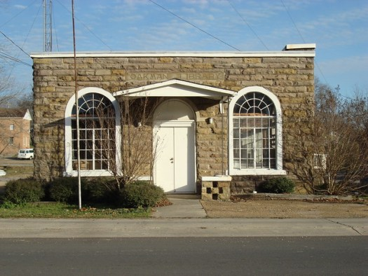 Oakman, Alabama Library Building