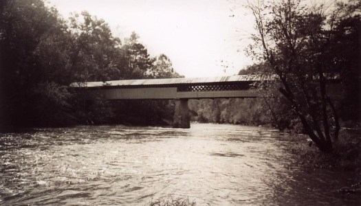 Swann Covered Bridge Span, Blount County AL