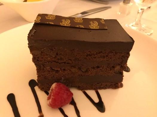 Room Service, Ritz-Carlton, Atlanta