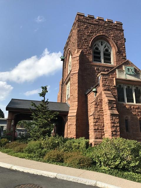 Story Chapel, Mount Auburn Cemetery, Cambridge MA