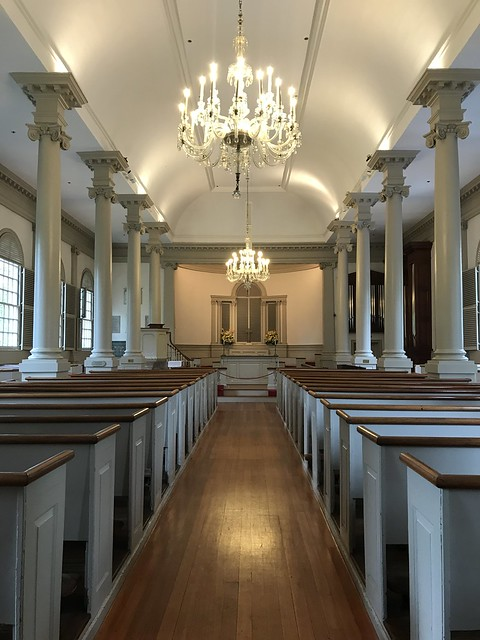 Christ Church, Cambridge MA