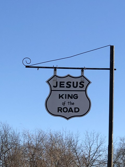 Jesus, King of the Road, Cuba MO