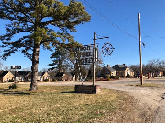 Wagon Wheel Motel, Route 66