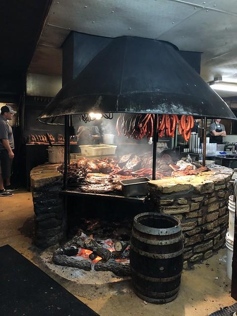 Salt Lick BBQ, Driftwood TX