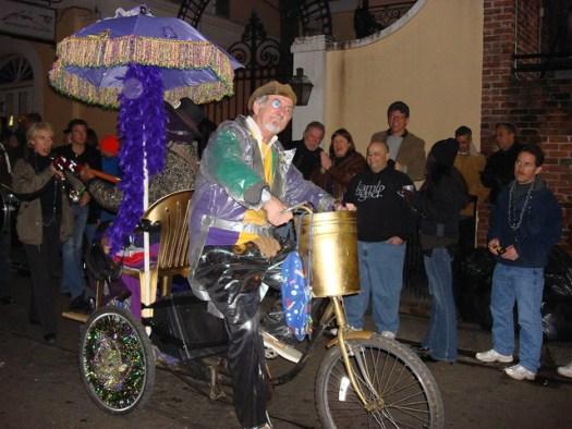 Krewe du Vieux, Mardi Gras 2007