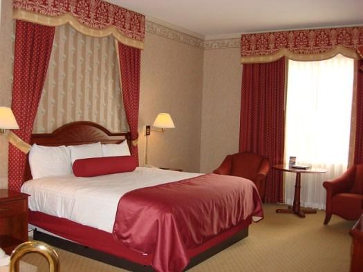 Hotel Room, Sheraton Hotel Casino, Robinsonville / Tunica MS