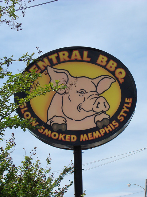 Central BBQ, Memphis TN