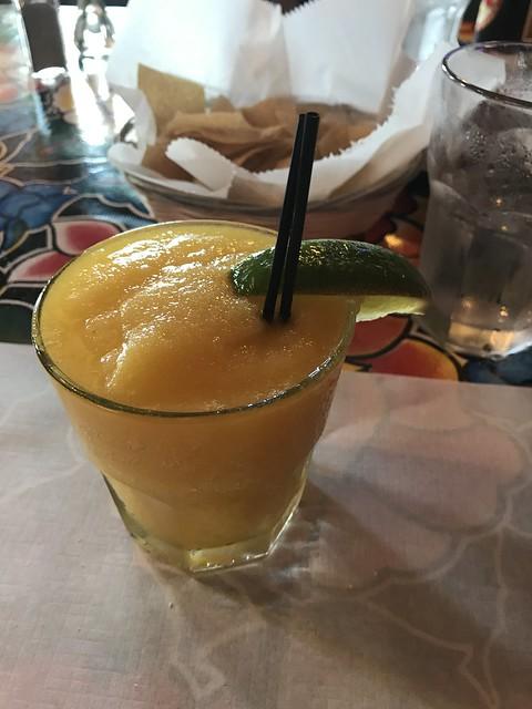 Mango Margarita, Red Iguana, Salt Lake City UT