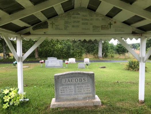 Whitesboro Cemetery, Etowah County AL