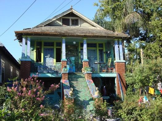 David's House, New Orleans LA