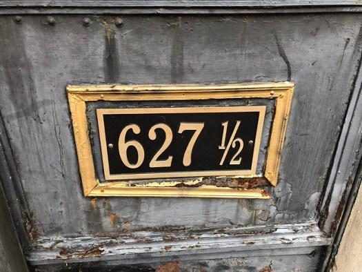 627 1/2 French Quarter