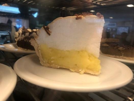 Lemon Meringue Pie, Pell City Steakhouse, Pell City AL