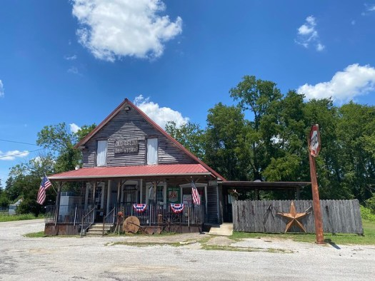 Old Delina Country Store, Cornersville TN