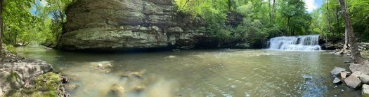 Mardis Mill Falls, Cleveland AL