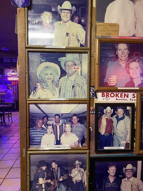 The Broken Spoke, Austin TX