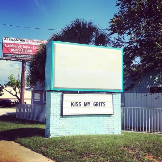 Kiss My Grits, Pensacola FL
