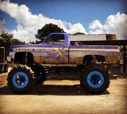 Heaven Bound Monster Truck