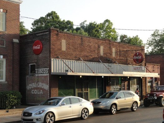Lusco's, Greenwood MS