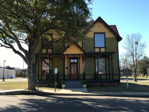 First Home of Tennessee Williams, Columbus MS