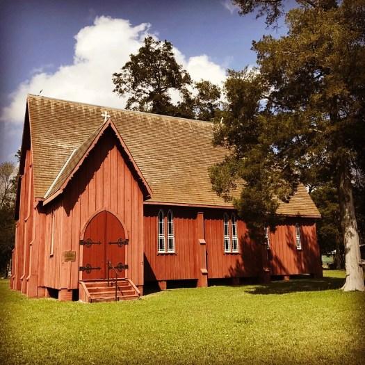 St Andrew's Episcopal Church, Prairieville AL