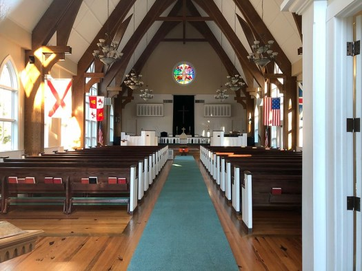 St Francis at the Point Anglican Church, Point Clear AL