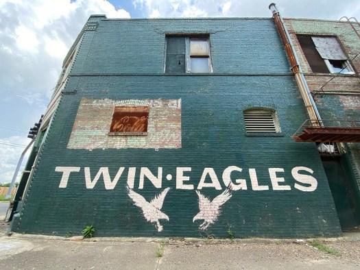 Twin Eagles, Shreveport LA