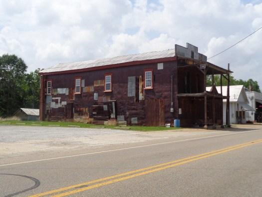 Rural Studio Classroom Building, Newbern AL
