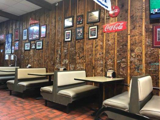 Pizza Bar, Carbon Hill AL