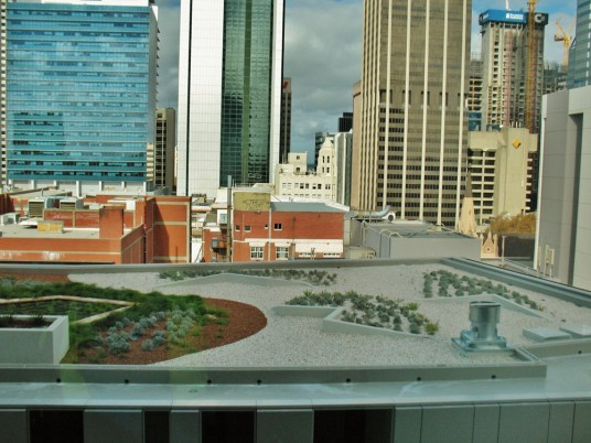 One40William Green Roof