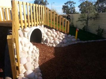 Nature Playground feature