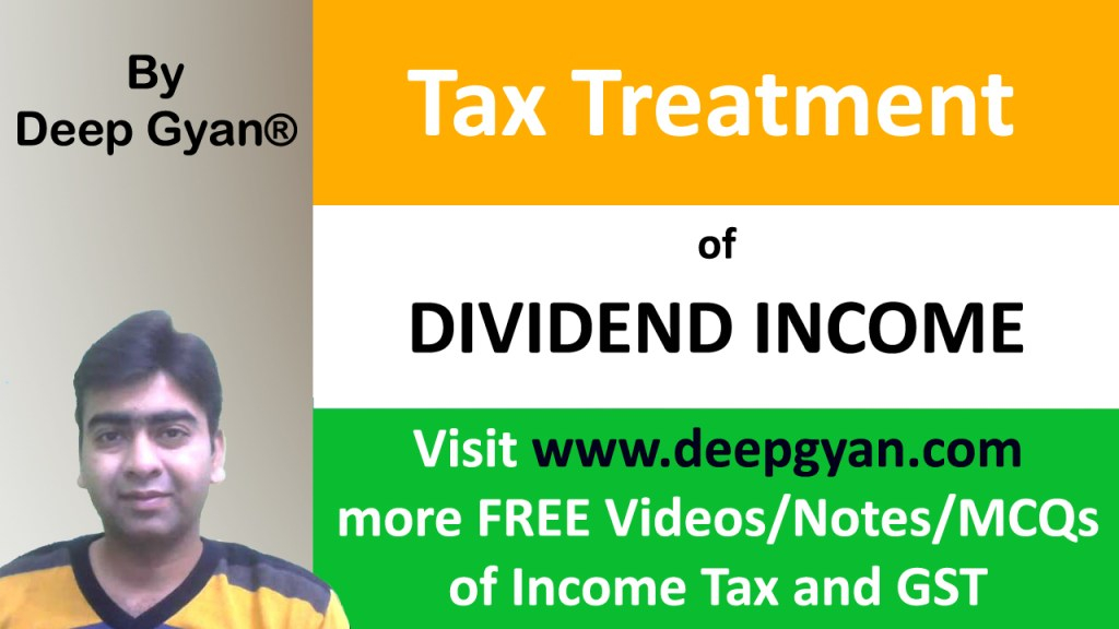 tax on dividend income