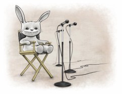 Voice bunny deep Indonesian voice over