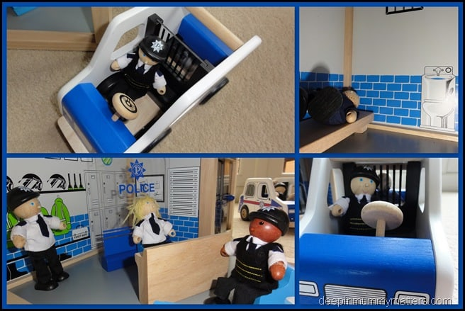 Pintoy Police Station Set