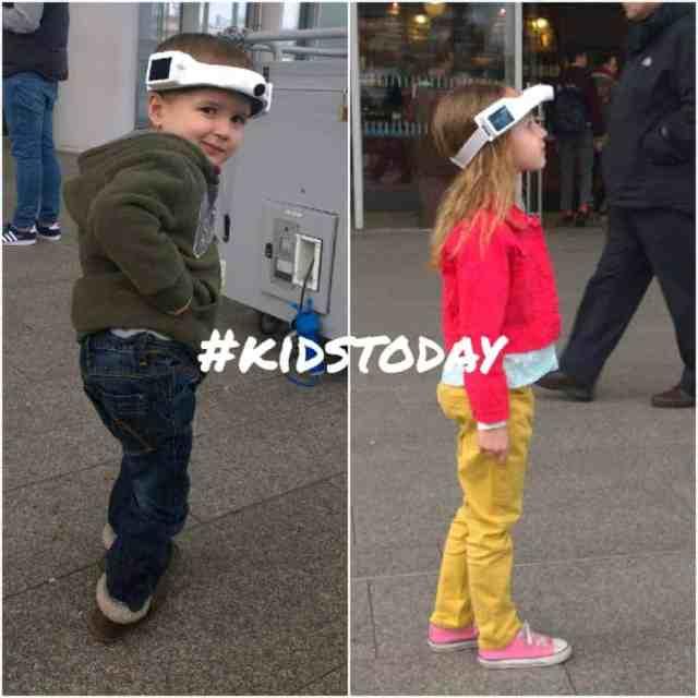 #kidstoday