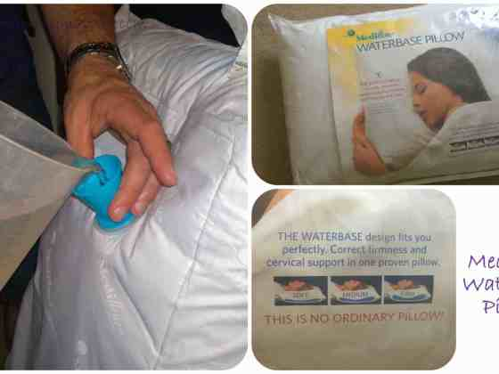 Mediflow Waterbase Pillow