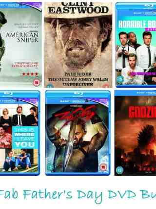 Father's Day DVDs